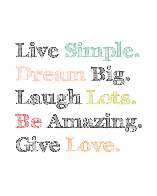 Easy Quotes To Live By: Cool Quotes To Live By. QuotesGram