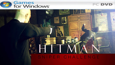Free Download Game Hitman Sniper Challenge  Full Version