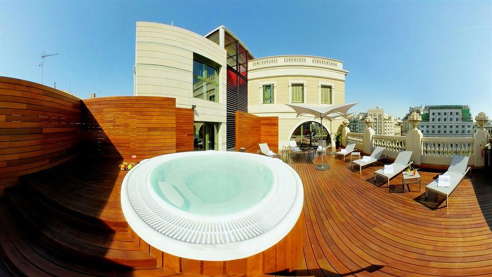 Barcellona (Spagna) - Eurostars BCN Design 5* - Hotel da Sogno