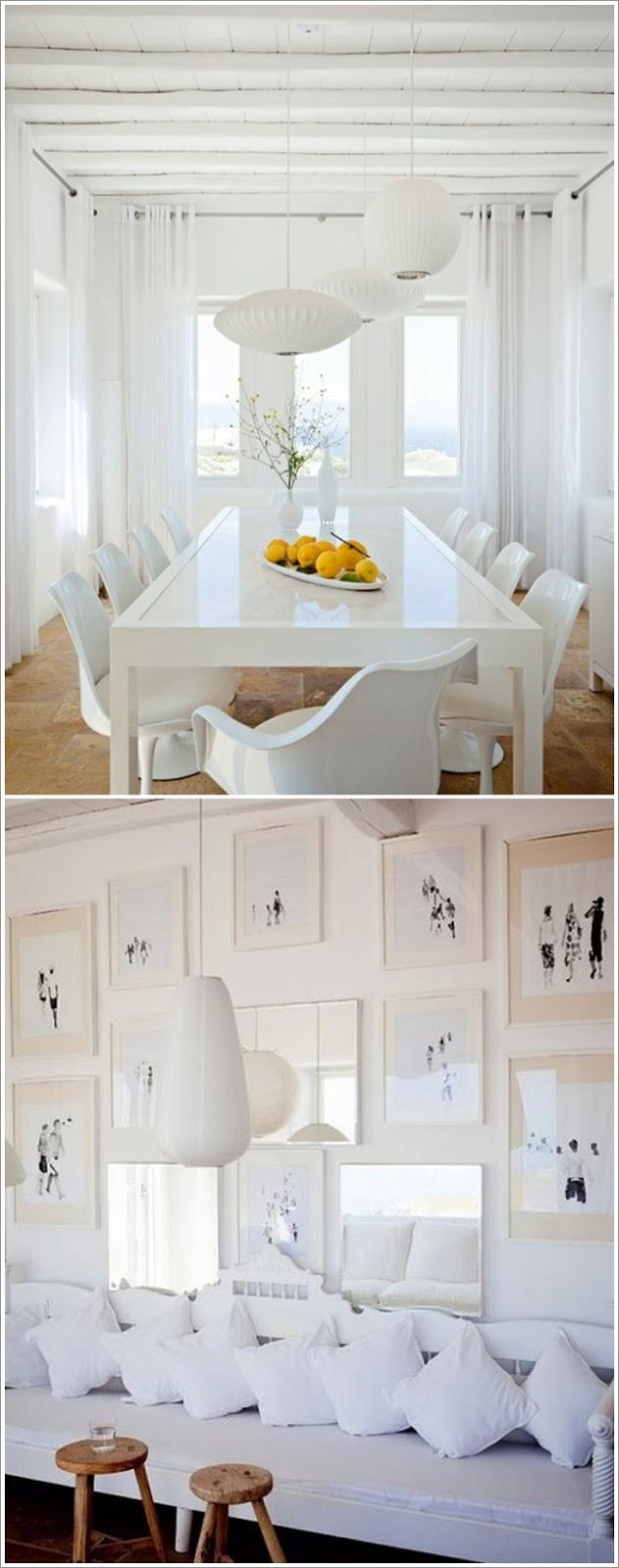 Grec décor inspiration ~ décor de maison / décoration chambre