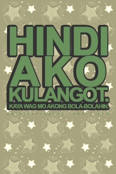 Via Tagalog Quotes Photographed Illustrated
