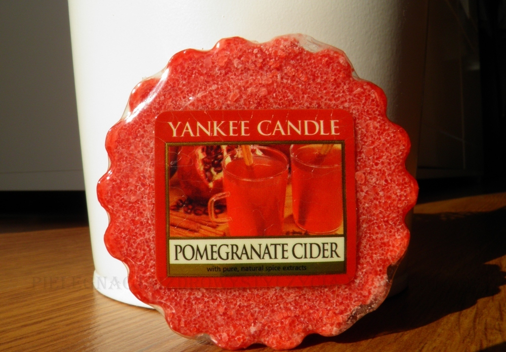 Yankee Candle: Pomegranate Cider i Oud Oasis