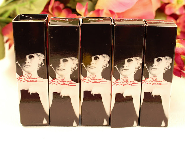 Marilyn Monroe Lipsticks
