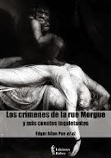 LOS CRÍMENES DE LA RUE MORGUE Y MÁS CUENTOS INQUIETANTES