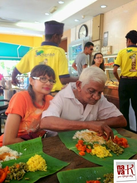 Fathers Day - Rathaa Curry House (Bandar Puteri, Puchong)