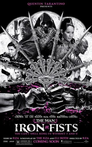 El Hombre de los puños de hierro DVDRip Español Latino