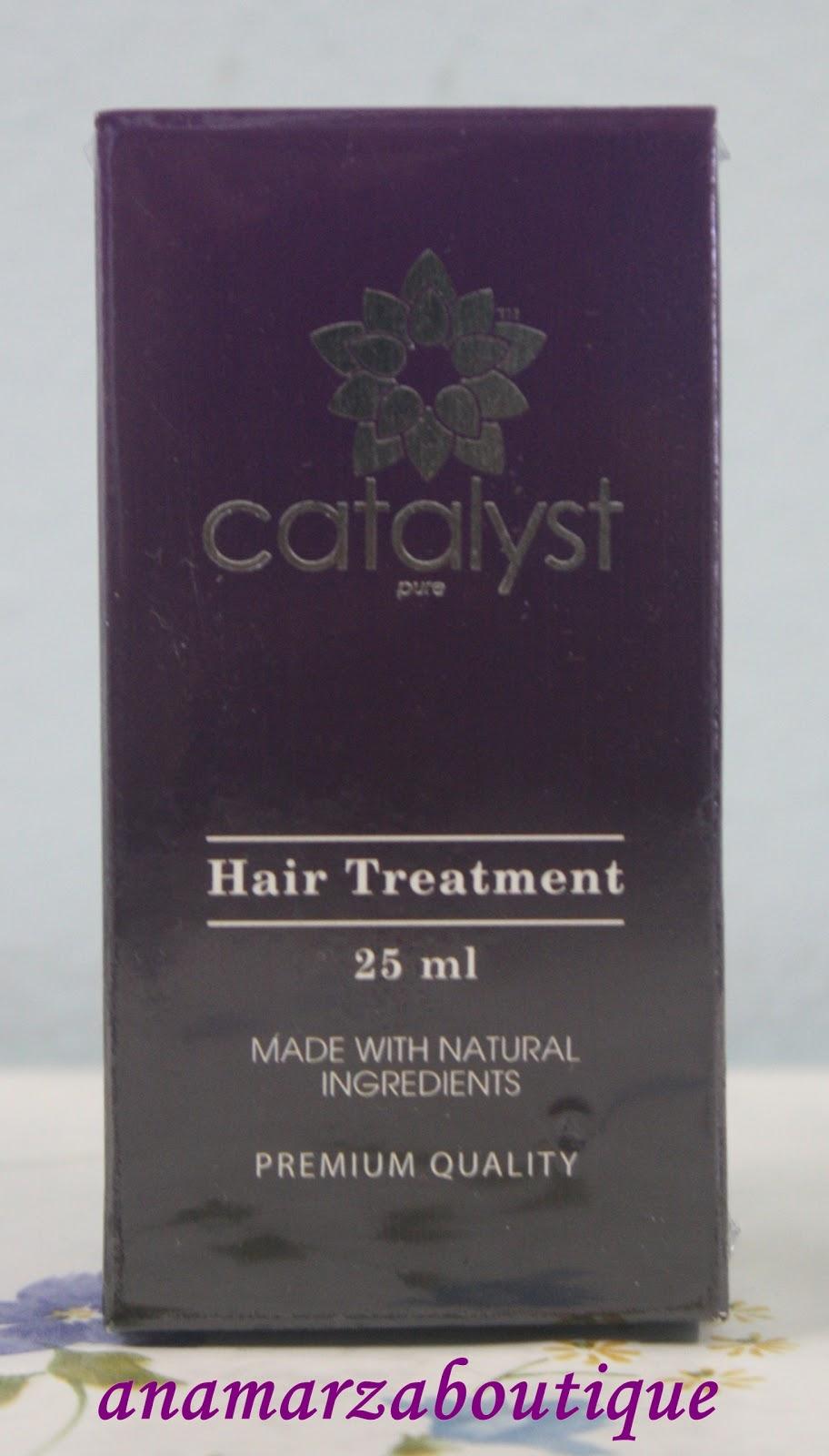 CATALYST HAIR TREATMENT