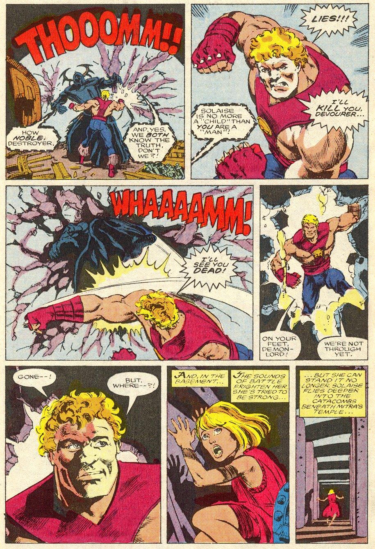 Conan the Barbarian (1970) Issue #194 #206 - English 8