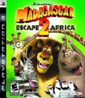 Madagascar Escape 2 Africa - PS3