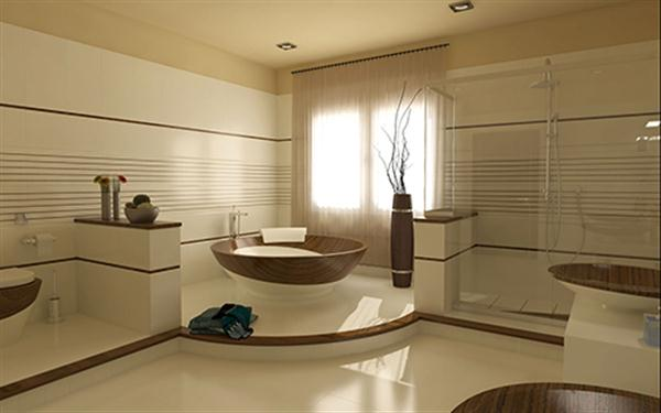 Muebles Para Baño Lowes:Wood Bathroom Design Ideas