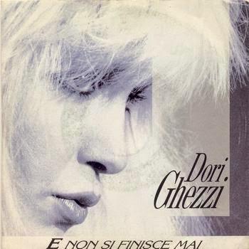 Sanremo 1987 - Dori Ghezzi - E non si finisce mai