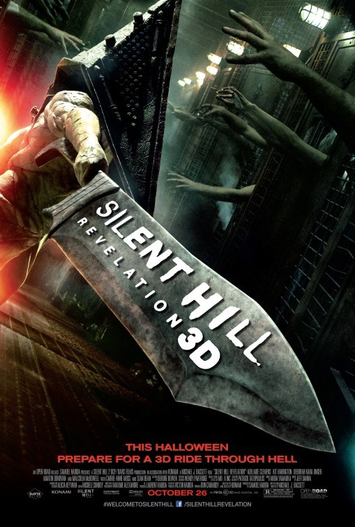   Silent Hill Revelation 3D 2013       