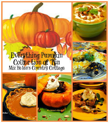 Everything Pumpkin Collection of 10