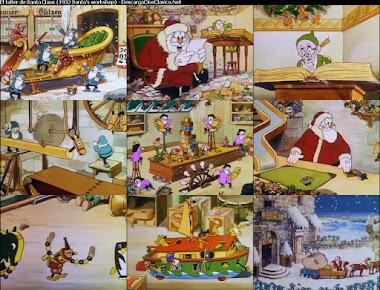 El taller de Santa Claus (1932)