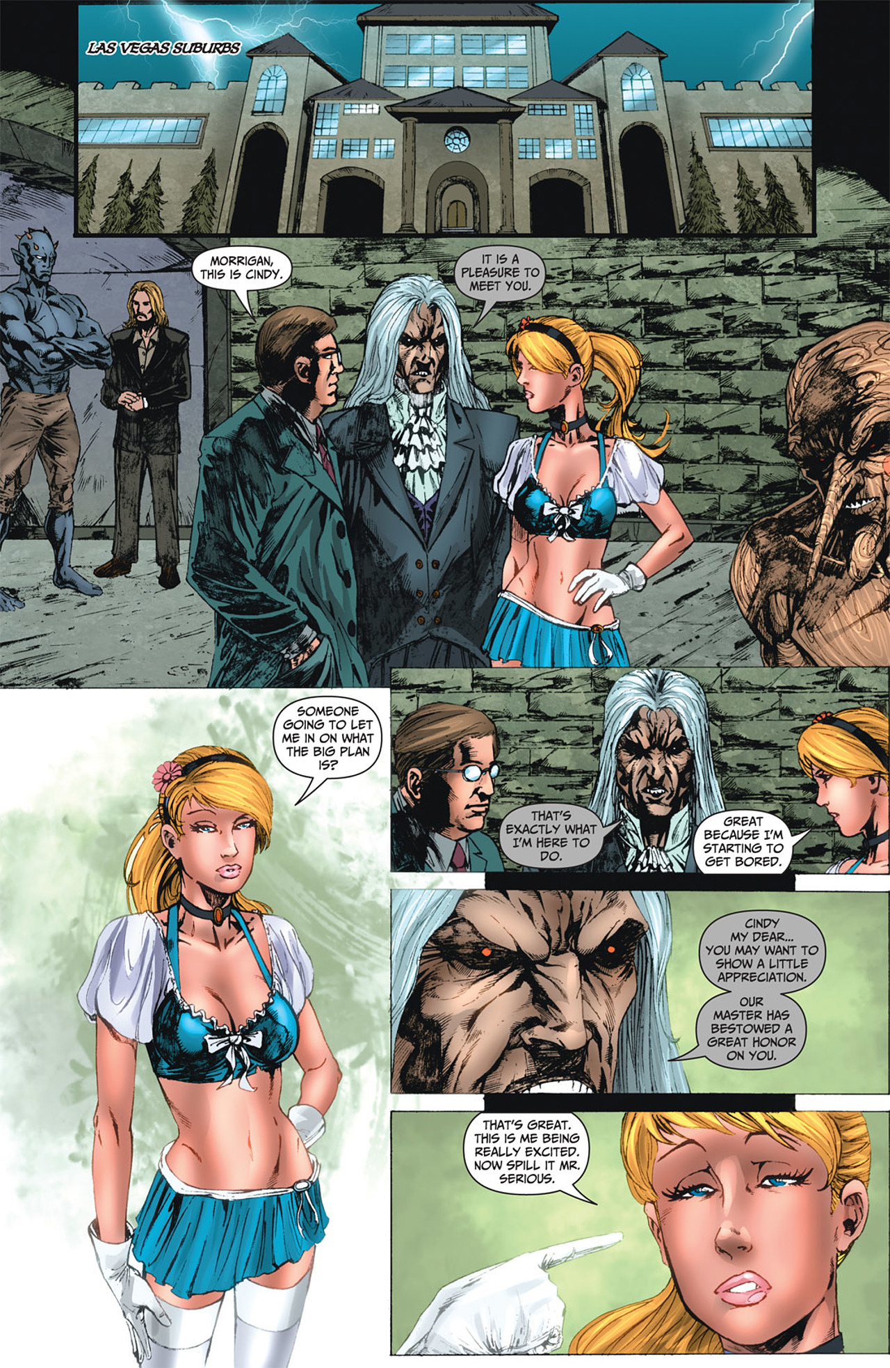 Grimm Fairy Tales (2005) Issue #50 #53 - English 19