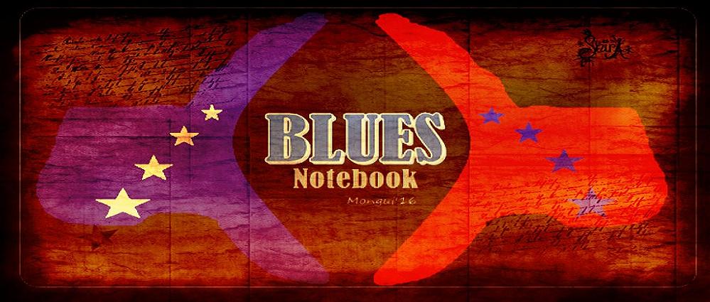 SENTIR EL BLUES/BLUES Notebook