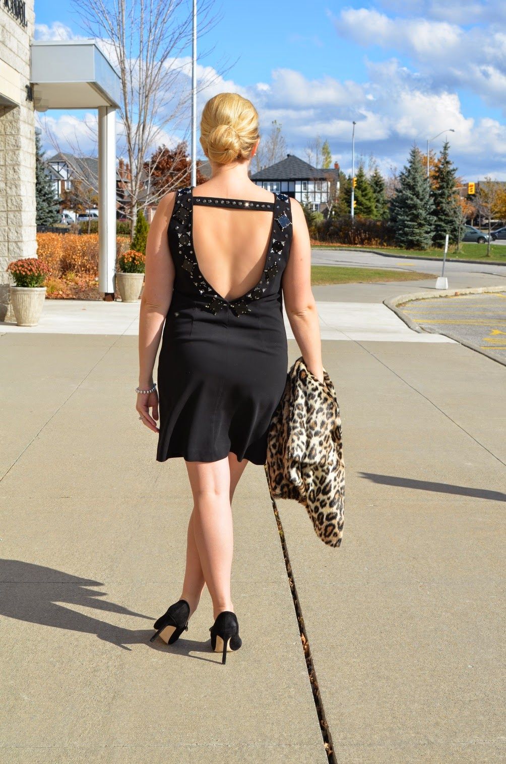 Low Back LBD