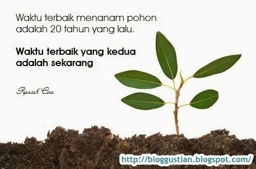 Ayo Menanam Pohon