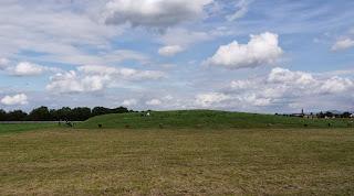 Keltischer Grabhügel Heiligenbuck