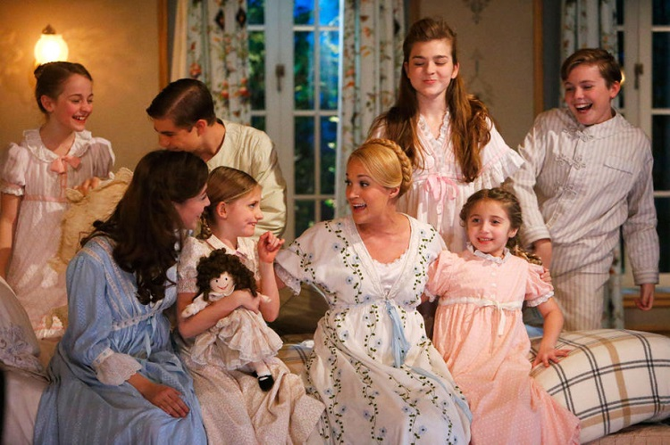 The Sound of Music LIVE! (2013) | Ribbons Down My Back