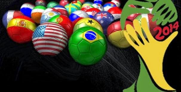 Ganancias Mundial Brasil 2014