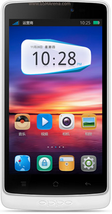 Oppo R815T Android