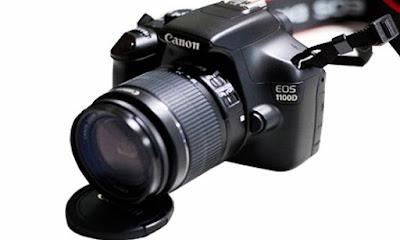Harga Kamera DSLR Canon EOS 1100D