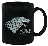 Winter is Coming Stark Game of Thrones Coffee Mug