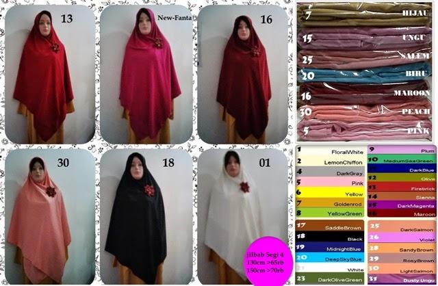 Bahan kain wah ha ha-tebal-jatuh-adem-jilbab instan-jilbab semi instan
