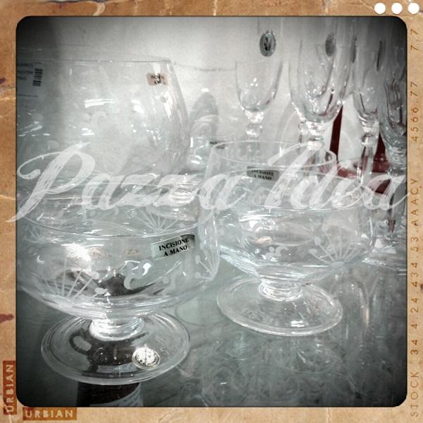 Pazza idea organizzare il matrimonio vintage al mercato for Vendita bicchieri