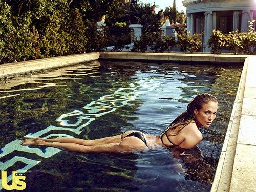 Jennifer Lopez Photo Spread For Usweekly Jason Santoro