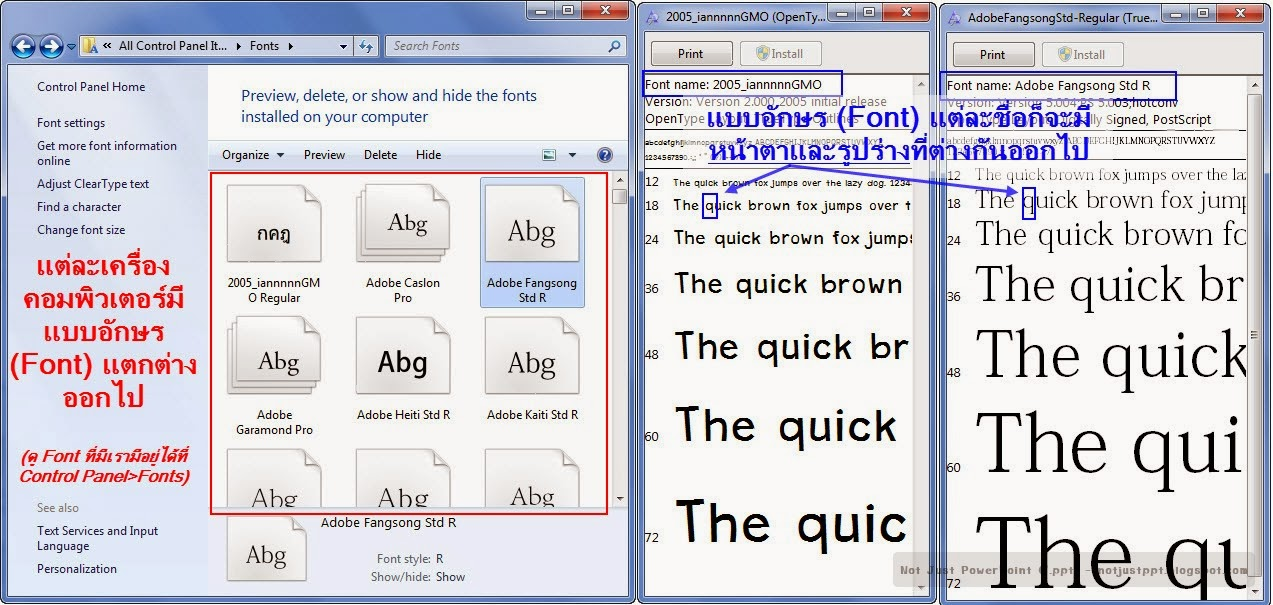 how to add montserrat font to powerpoint