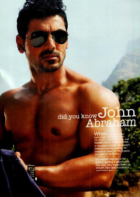 shirtless bollywood men john abraham