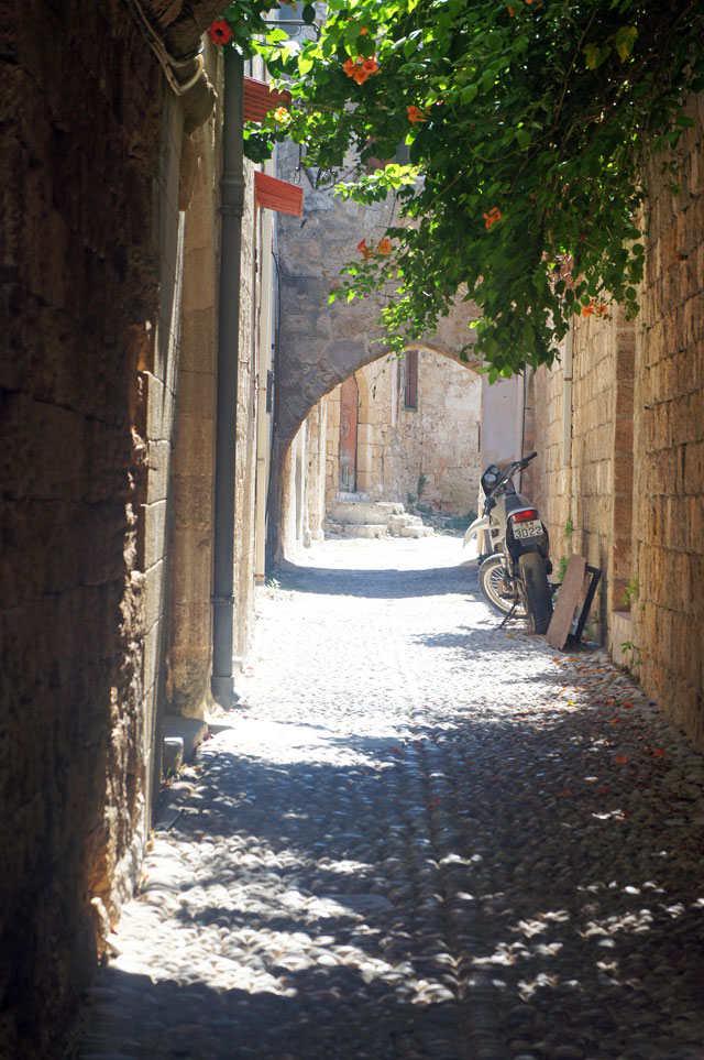 Street of the Knights, Rhodes Old Town