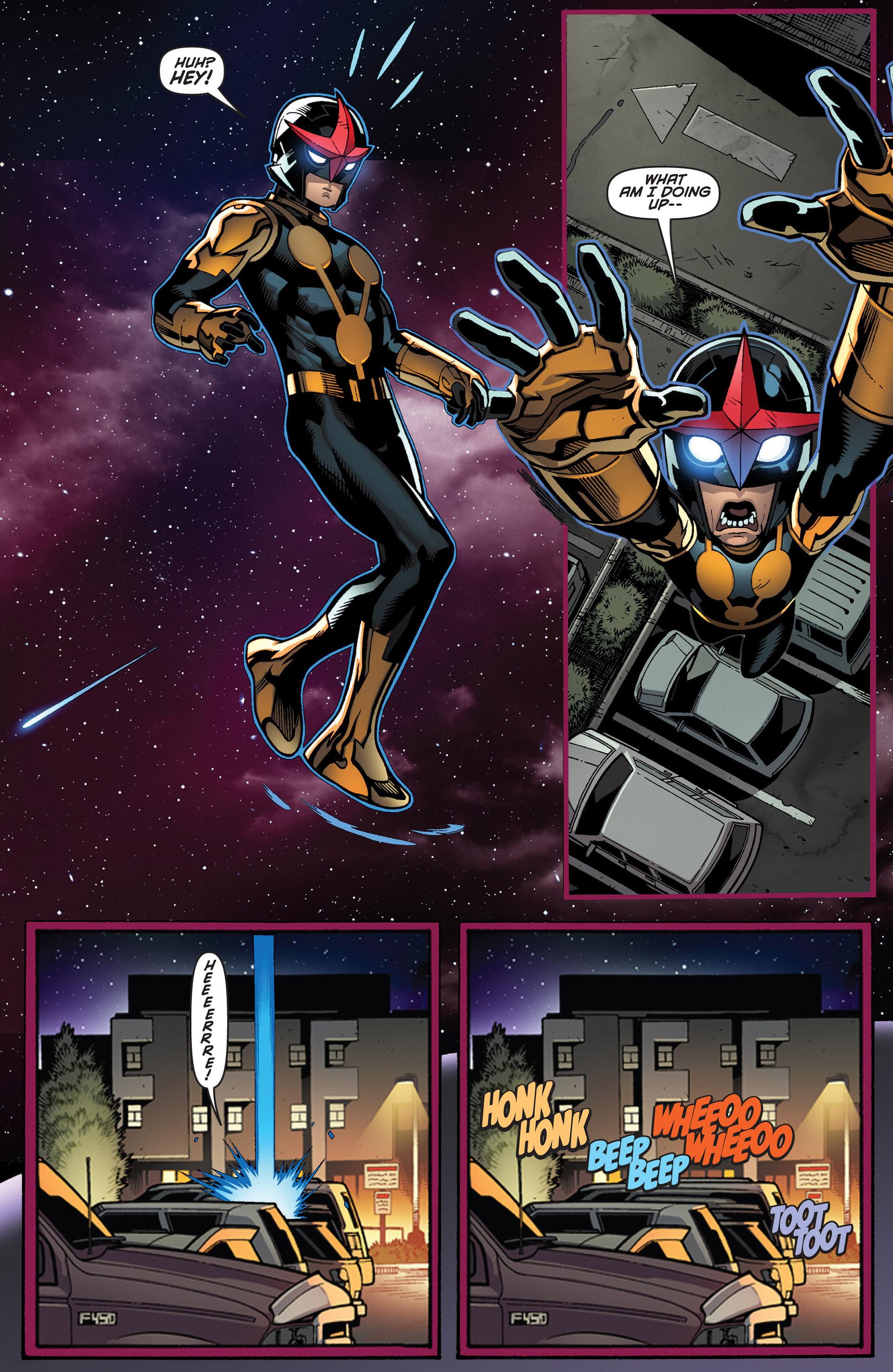 Nova (2013) - Chapter  2 | pic 13