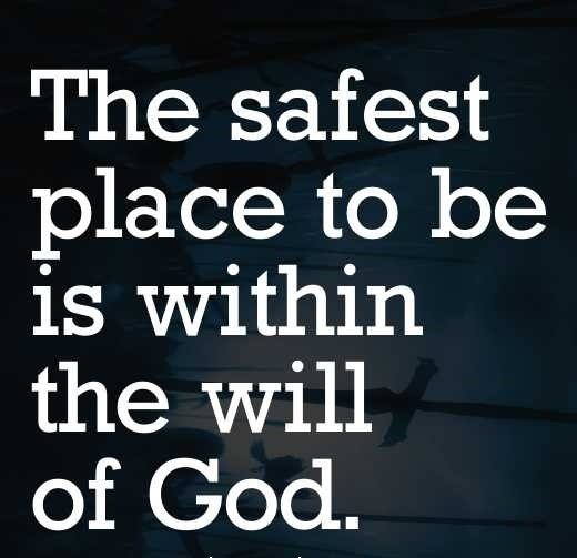 My Safest Place