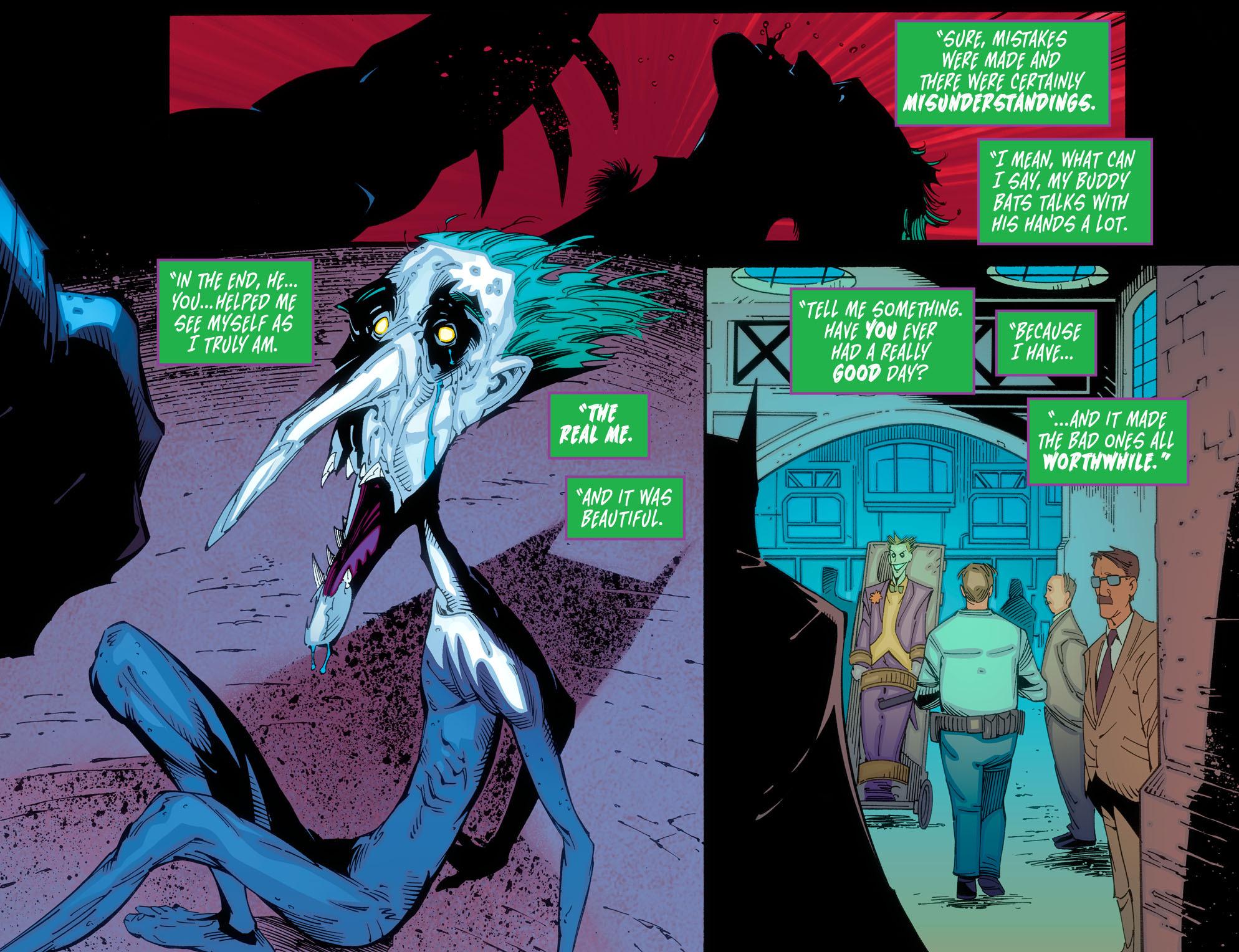 Batman: Arkham Knight [I] Issue #4 #6 - English 18