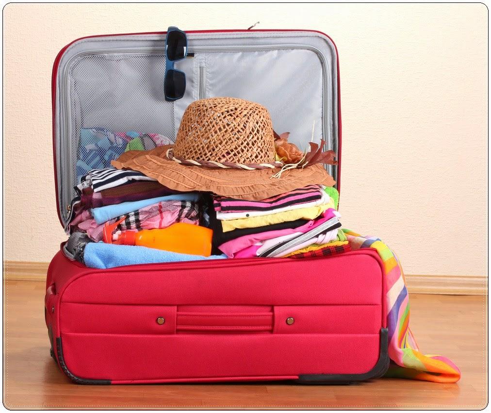 20 dicas para arrumar as malas da viagem.