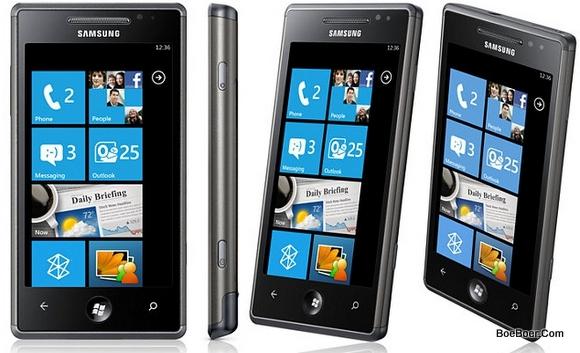 Samsung Omnia 7 GT-I8700 Smartphone Windows 7 WP7