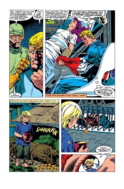 Captain America (1968) Issue #418 #367 - English 7