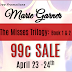 Miss Congeniality & Miss Man Eater [The Misses Trilogy: Book 1 & 2] By Marie Garner