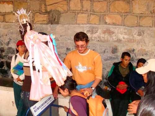 La identidad chapaca en la religiosidad profunda y sencilla de la fiesta de Chaguaya
