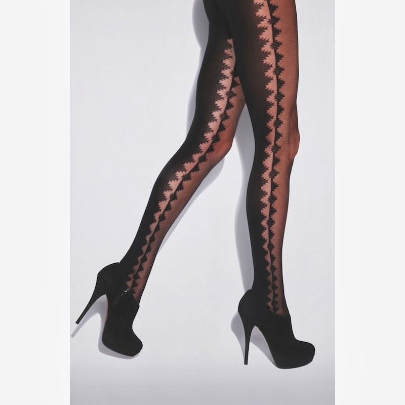 tribal fashion tights