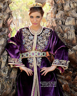 caftan marocain avec catalog