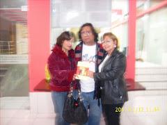 poéticas pasiones, en Municipalidad de Jesús María, con J. Beltrán y Martha Crosbby