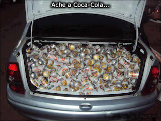 Ache a Coca-Cola...