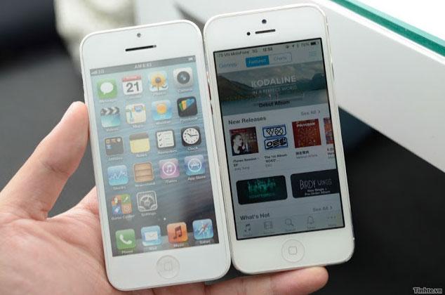 IPhone 5C 5G Vs 5