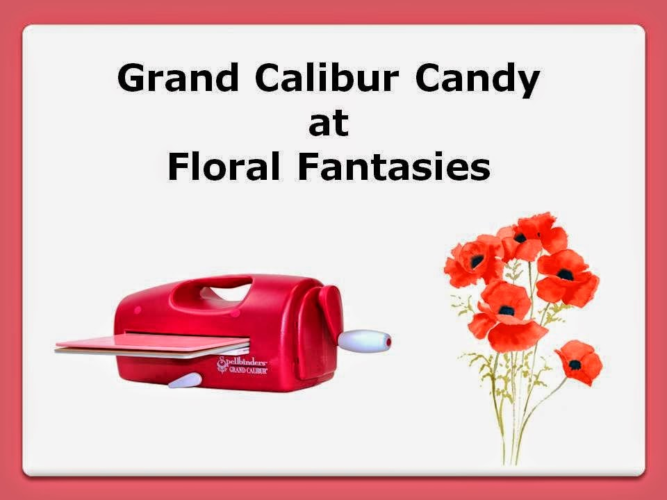 FLORAL FANTASIES has a candy: