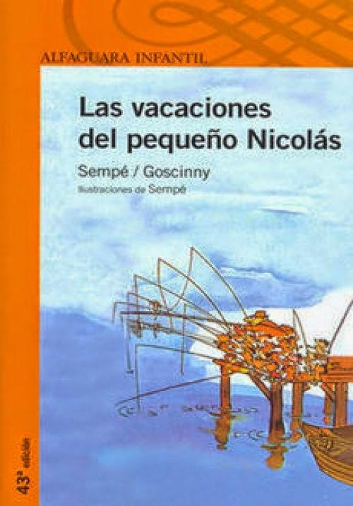 libros infantiles leer todomundopeques lectura verano Goscinny