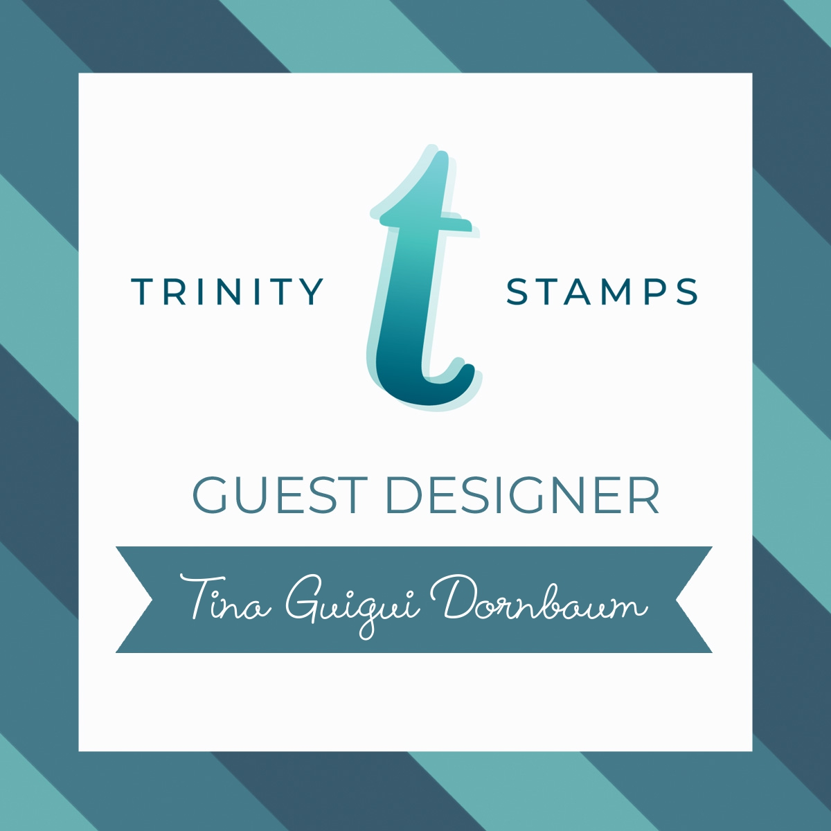 Guest DT Trinity Stamps